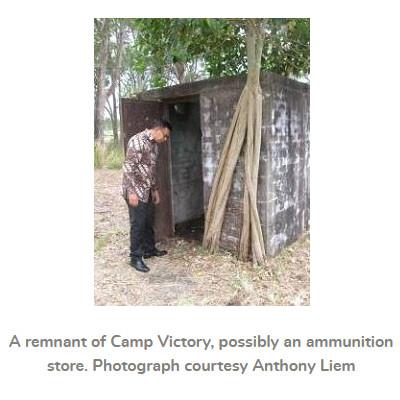 Camp Victory, Casino c 1946